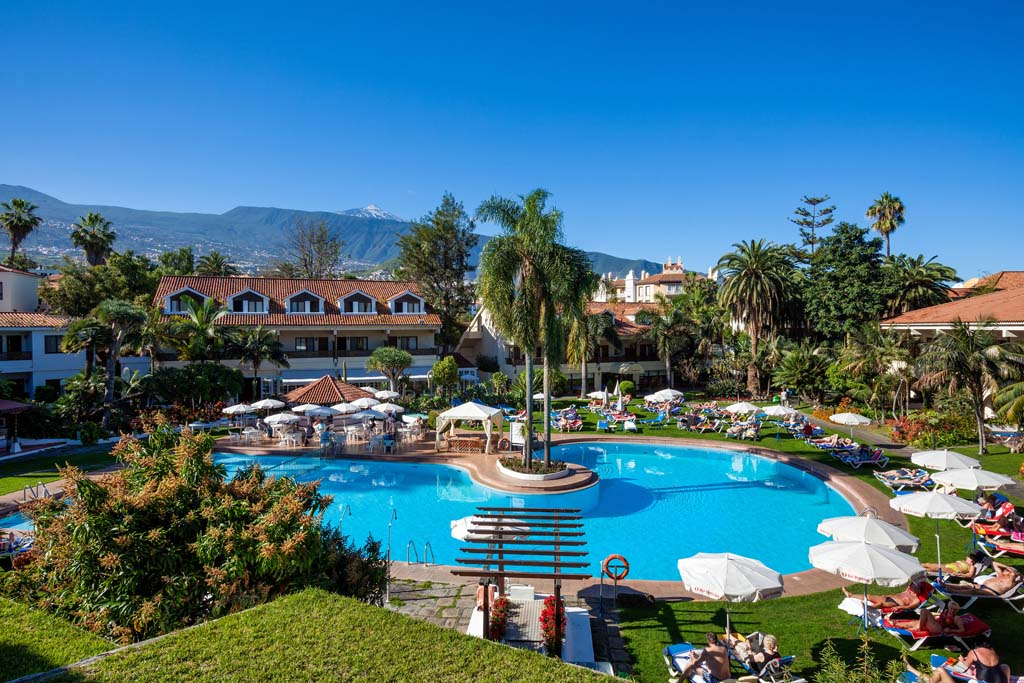 Tenerife Sol Parque San Antonio