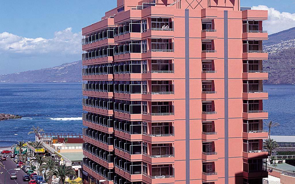 Tenerife Checkin Concordia Playa