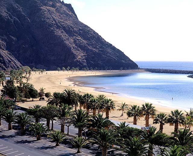 Tenerife Las Teresitas